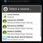2 Network Music Player Android App