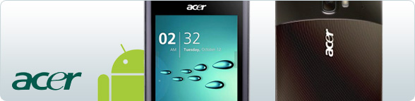 Acer Android Smartphones