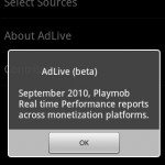 AdLive Android App