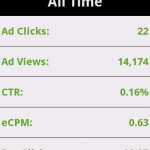 Adsense Client Android App