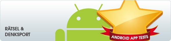 Android App Tests: Rätsel & Denksport