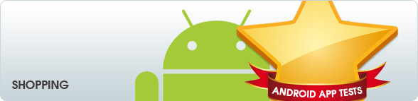 Android App Tests: Shopping