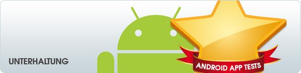 Android App Tests: Unterhaltung