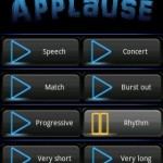 Applause Android App
