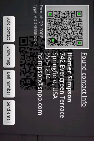 barcode scanner test. Barcode Scanner