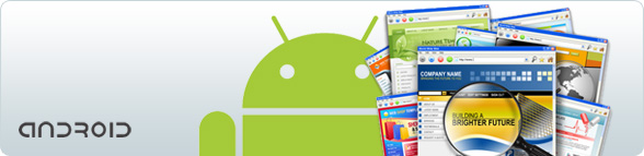 Beste Android Apps Webdesign & Entwicklung