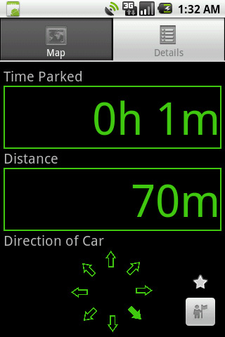 entfernung app android