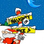 Christmas Naughty or Nice Android App