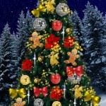 Christmas Tree Live Wallpaper Android App