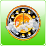 eWeather HD Widget & Barometer