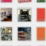FeedSquares for Google Reader Android App