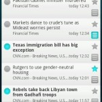 GoodNews - Google Reader App