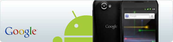 Google Android Smartphones