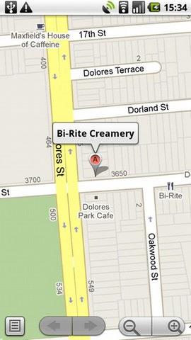 strecken vermessen google maps