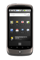 Google Nexus One Android Smartphone