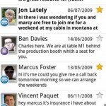 Google Voice Android App