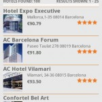 Hotel Easy Booker Android App