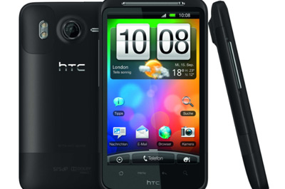 HTC Desire HD Teaser