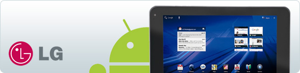 LG Android Tablets