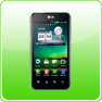 LG Optimus Speed P990 Android Smartphone
