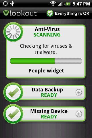 antivirus programm für android handy kostenlos