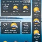 Palmary Weather Pro Android