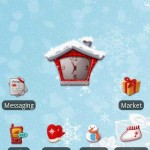Panda Home Christmas Snow Android App