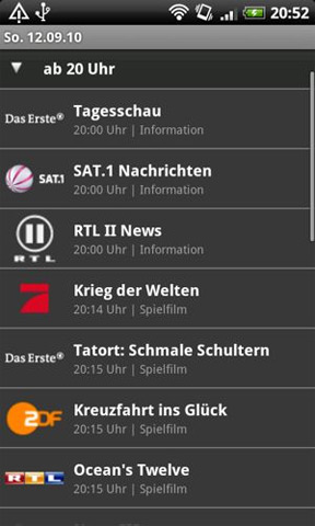 Tv Programm Android