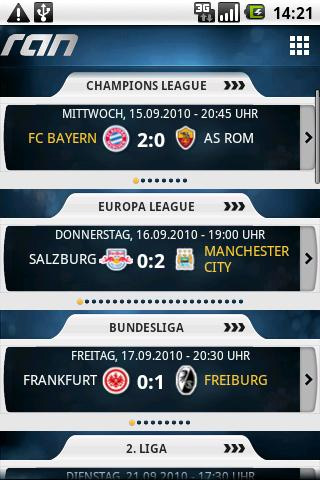 europa liga heute live ticker