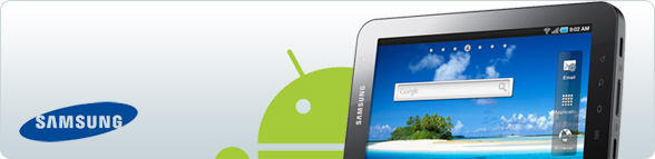 Samsung Android Tablets