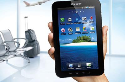 Samsung Galaxy Tab Teaser