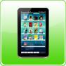 Sharp Galapagos Android Tablet