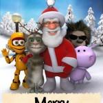 Sprechender Santa