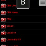 TV Flash Android App