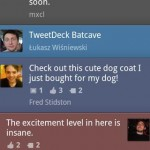 Tweetdeck Android App