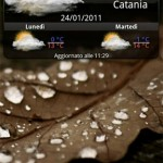WeatherWidget Android