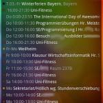 Antons Kalender-Widget
