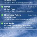 bergfex/Ski Android App