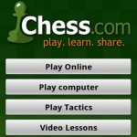 Chess.com Android Game