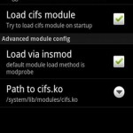 CifsManager Android App