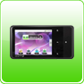Creative Zen Touch 2 Android Media-Player