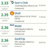 GasBuddy - Find Cheap Gas Android App