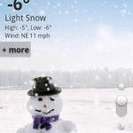 GO Weather Android App