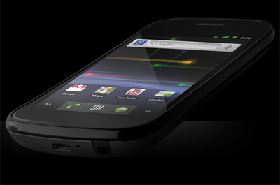 Google Nexus S Android Smartphone
