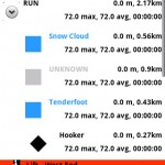 GPS Ski Maps Android App