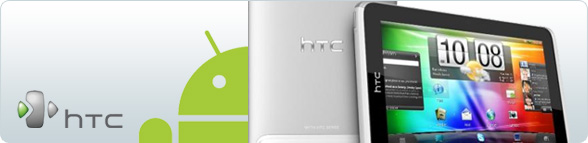 HTC Android Tablets