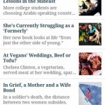 NYTimes Android App