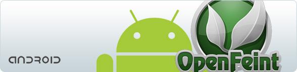 OpenFeint Spiele für Android