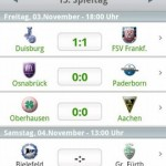 Pocket Liga 2010/11 Android App