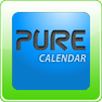 Pure Calendar Widget Android App